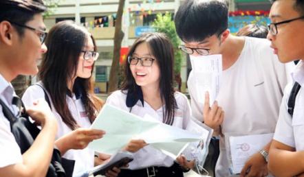 Phổ điểm thi một số tổ hợp môn truyền thống xét tuyển vào Đại học, Cao đẳng 2019